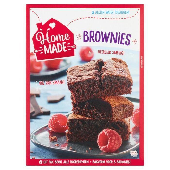 Complete mix voor brownies (400g)