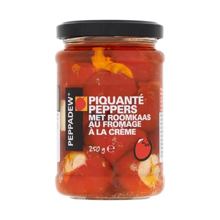 Peppadew Piquanté Peppers met Roomkaas 250 g (250g)