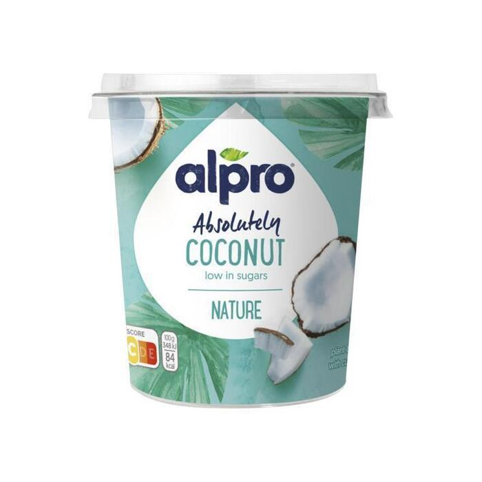 Alpro Absolutely coconut naturel (350g)
