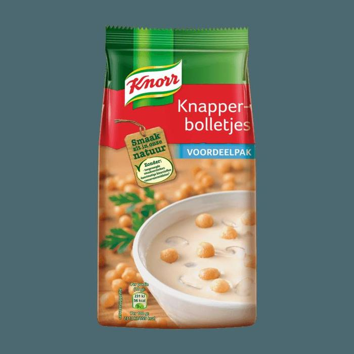 Knorr Soep Croutons Knapperbollen 200g (200g)