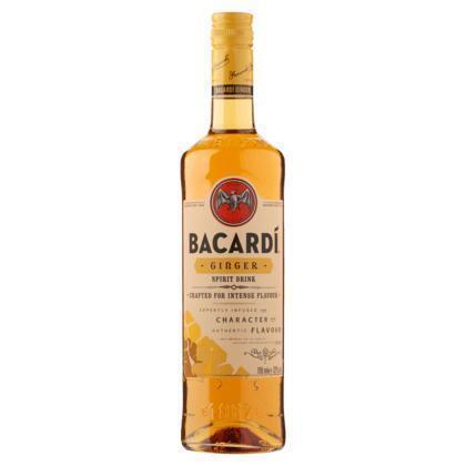 Bacardi Ginger (rol, 70 × 0.7L)