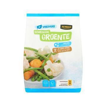 Jumbo Gemengde Groente Vriesvers 750 g (750g)