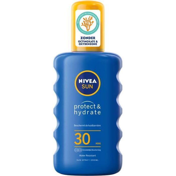 SUN Verzorgende Sun Spray SPF30 (200ml)