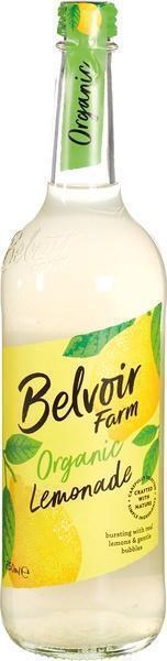 Belvoir Lemonade Bio (glas, 0.75L)