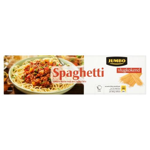 Jumbo Spaghetti Vlugkokend 500g (500g)