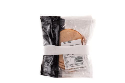 Ambachtelijk gerookte kalkoenfilet 5x25g (125g)