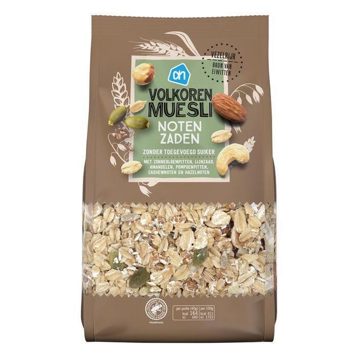 AH Muesli noten zaden (350g)