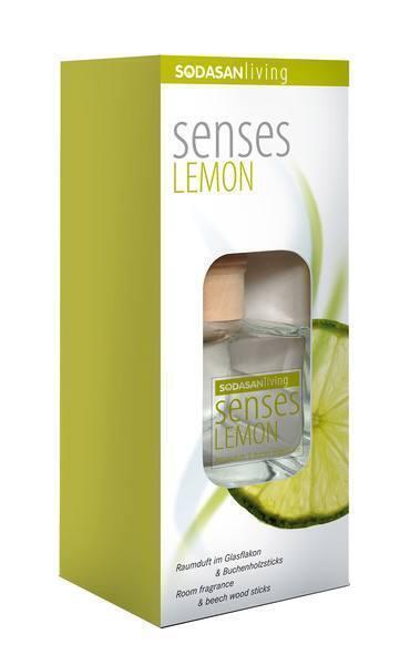 Luchtverfrisser senses Lemon (200ml)
