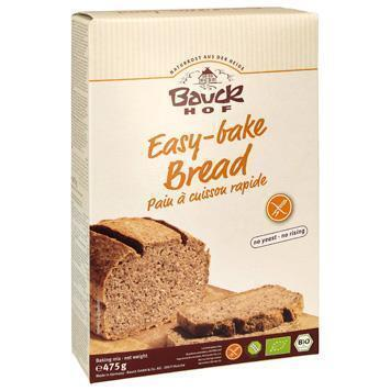 Easy bake bread (bruin) (475g)
