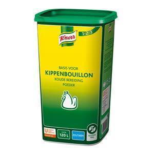 Knorr Bouillon Poed Kip Na 1.2Kg 6X (6 × 1.2kg)