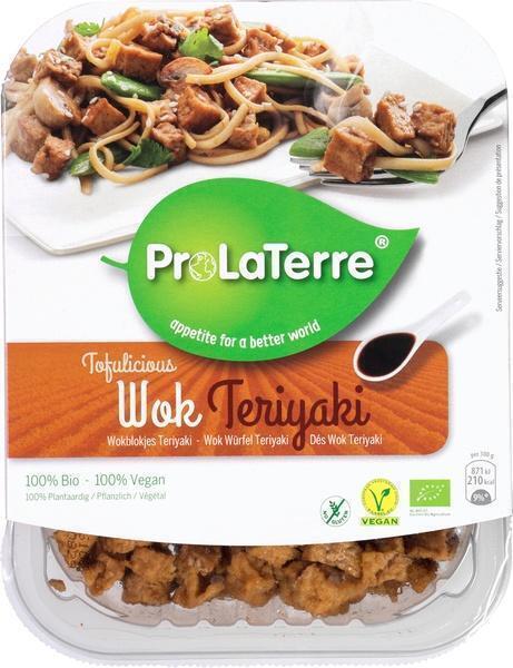 Tofu wokblokjes Teriyaki (180g)