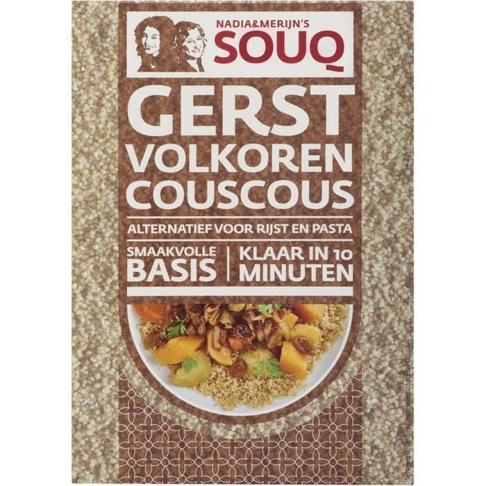 Souq Gerst volkoren couscous (350g)