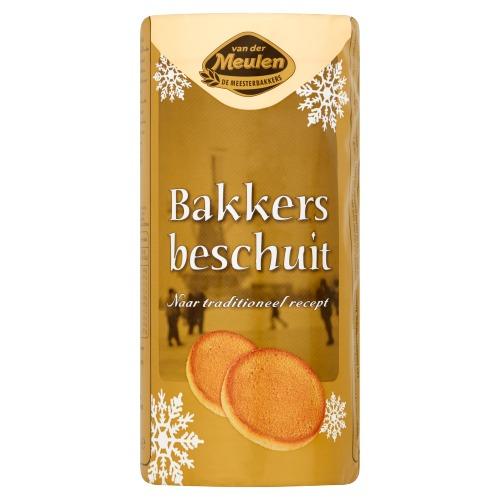 Van Der Meulen Bakkers Beschuit 13 Stuks 100 g (100g)