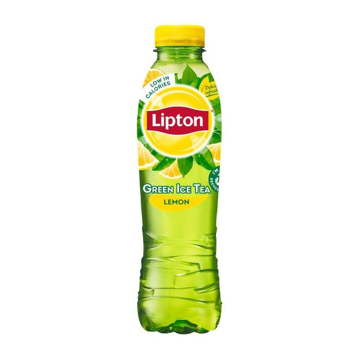 Lipton Ice tea green lemon (rol, 0.5L)