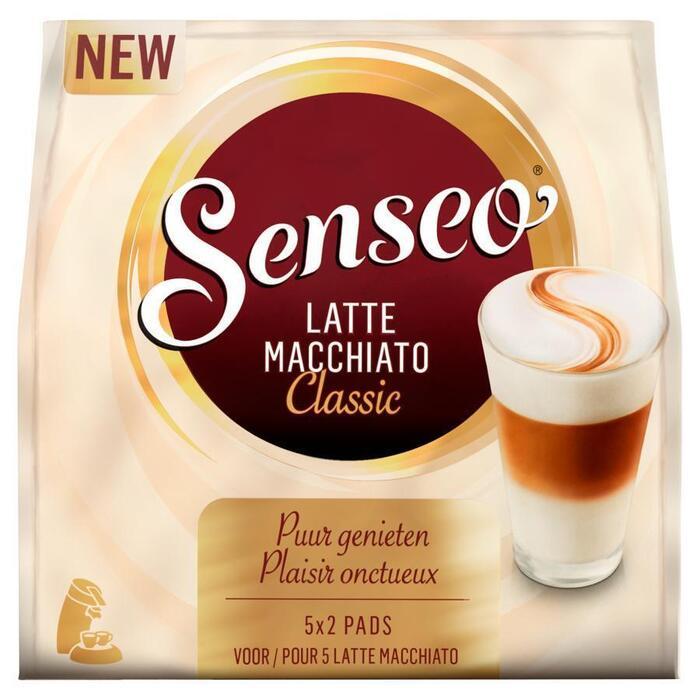Latte Macchiato Classic (Stuk, 10 × 100g)