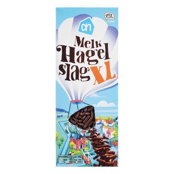AH Xtra hagel melk (380g)