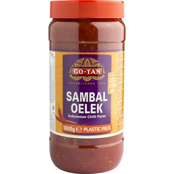 GO TAN SAMBAL OELEK (1kg)