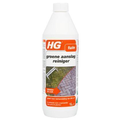 HG Groen aanslag reiniger (1L)