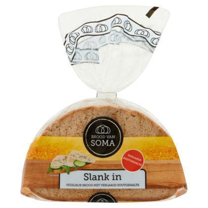 Roggebrood slank (350g)
