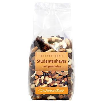 De Nieuwe Band, Studentenhaver paranoten (zak, 1kg)
