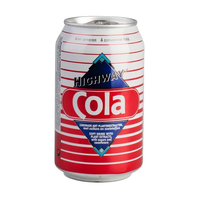Highway Cola (Stuk, 33cl)