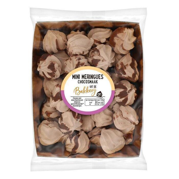 AH Mini meringues chocolade (65g)