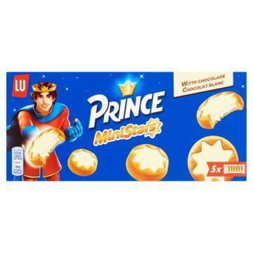 Prince ministars wit (187g)