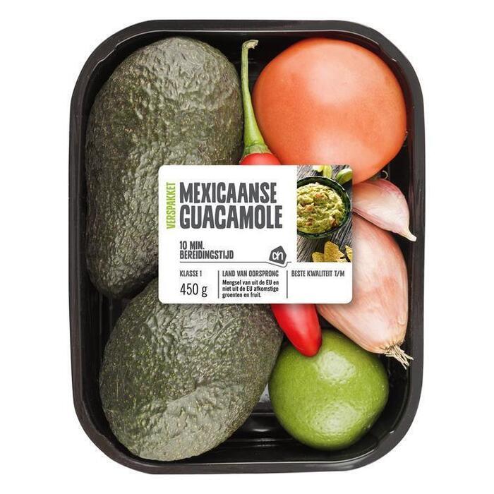 Guacamolepakket (450g)