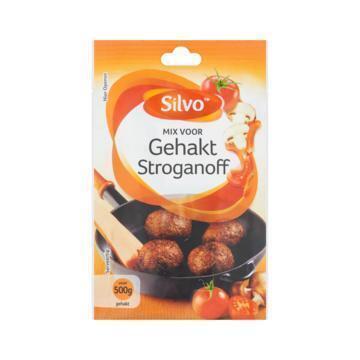 Mix voor gehakt stoganoff (40g)