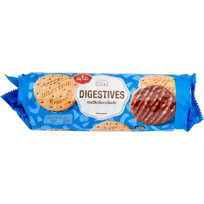 Digestive melk chocolade (300g)