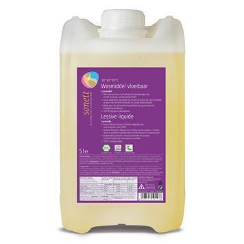 Vloeibaar wasmiddel lavendel (5L)