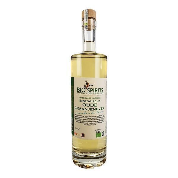 OUDE JENEVER BIOSPIRITS (rol, 0.7L)