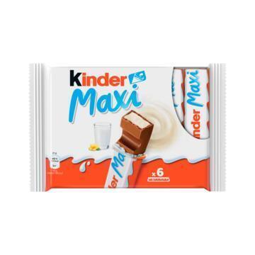 Kinder chocolate maxi (126g)
