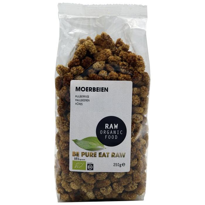 Raw Superfood, Moerbeien wit (zak, 250g)