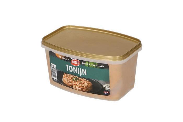 Tonijn salade (bak, 1kg)