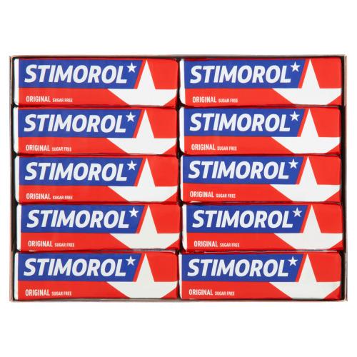 Stimorol Original Sugar Free 30 x 14 g (14g)
