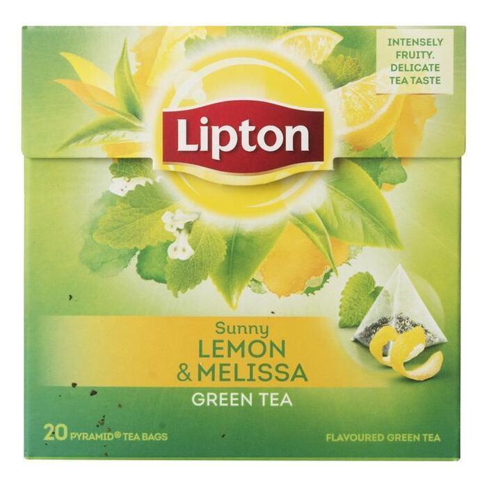Green Tea Lemon Melissa (20 zakjes) (20 × 32g)