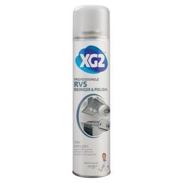 XG2 Professionele RVS Reiniger & Polish 300ml (30cl)
