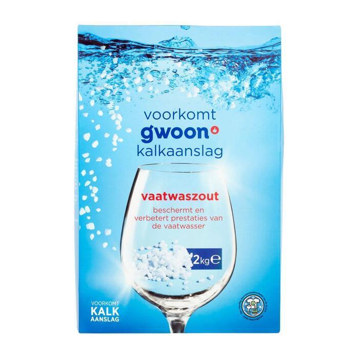g'woon Vaatwaszout (2kg)