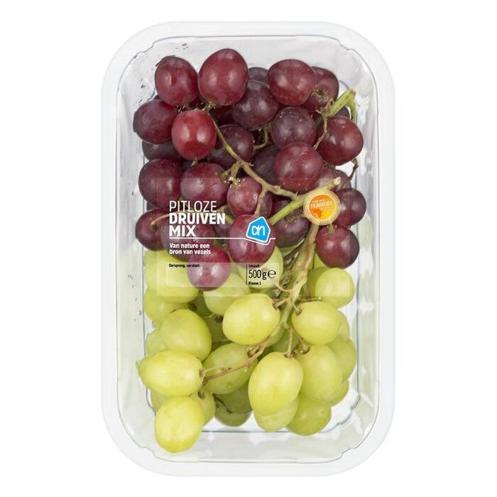 AH Pitloze druivenmix (500g)