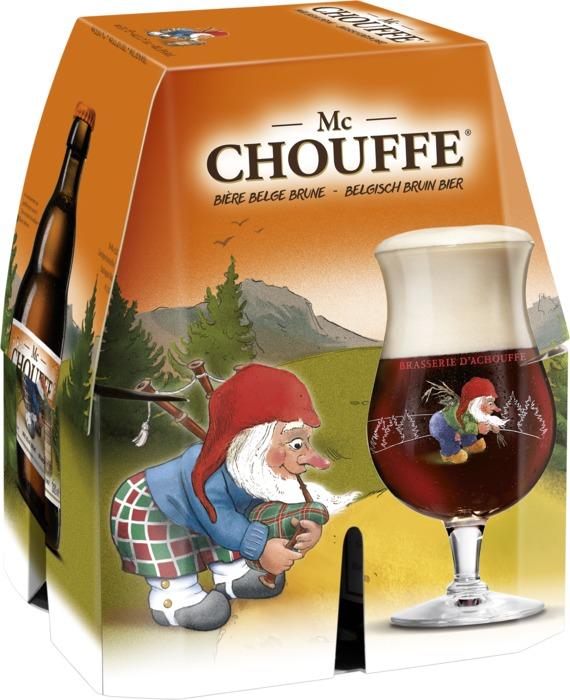 Mc Chouffe (glas, 4 × 33cl)