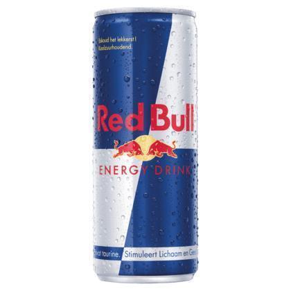 Red Bull (rol, 25 × 250ml)