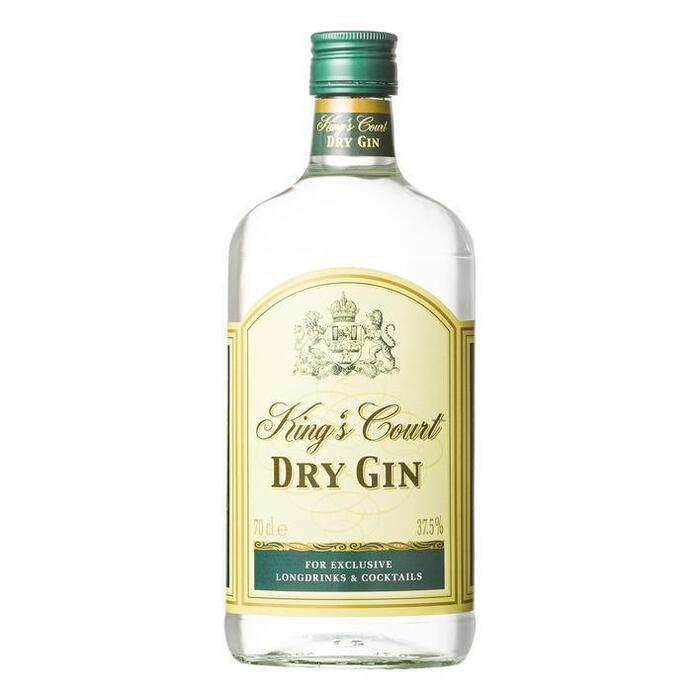 King's Court Dry gin (rol, 0.7L)