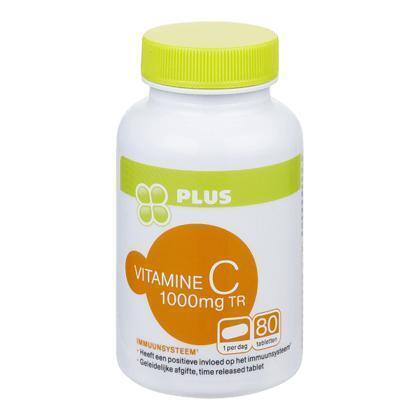Vitamine C 1000 (80 st.)