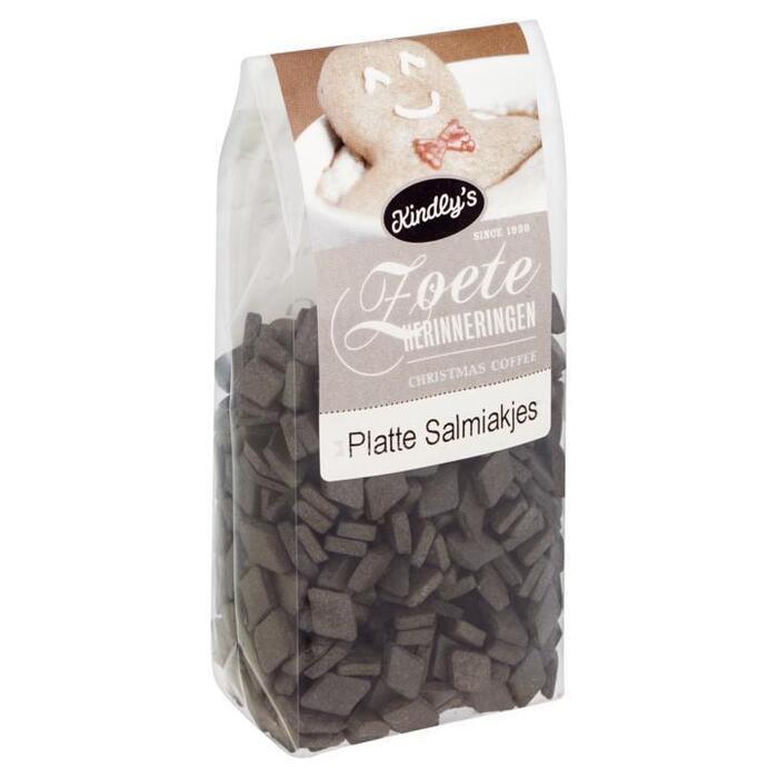 Kindly's Zoete Herinneringen Platte Salmiakjes 200g (200g)