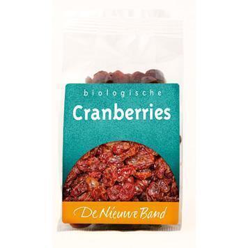 De Nieuwe Band, Cranberries (zak, 100g)