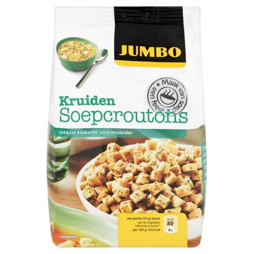 Jumbo Kruiden Soepcroutons 75g (75g)