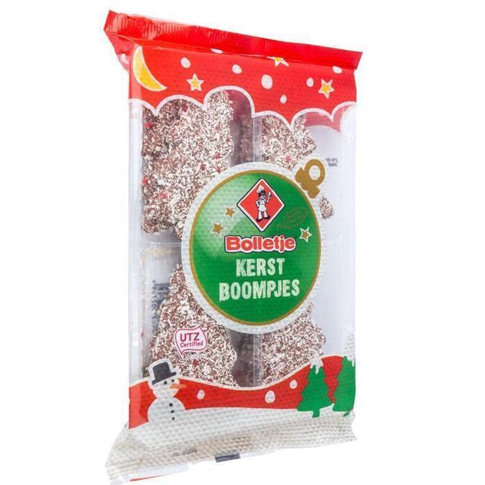 BOLLETJE Kerstkoekje Kerstboompje UTZ MB 150GR (150g)