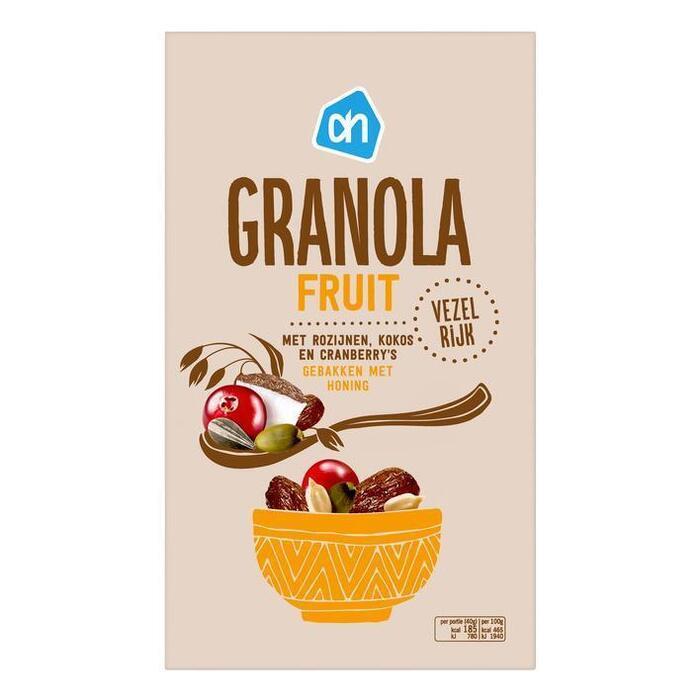 AH Granola fruit (500g)