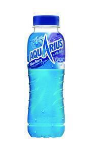 AQUARIUS BLUE BERRY (rol, 33cl)